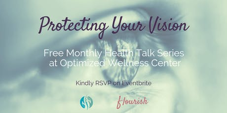 How Do I Keep My Eyesight As Good As Possible? tickets