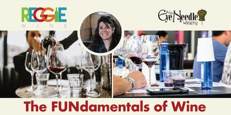 The FUNdamentals of Wine tickets