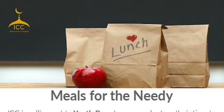 Meals for the Needy tickets