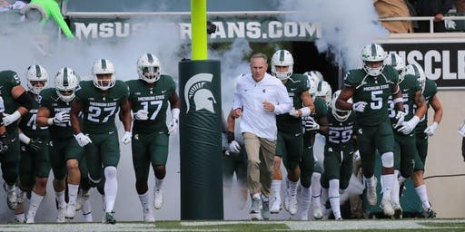 George Blaha Spartan Football Preview Tailgate
