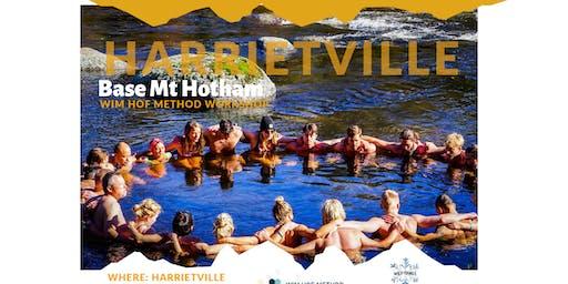 Harrietville Wim Hof Method Fundamentals Workshop