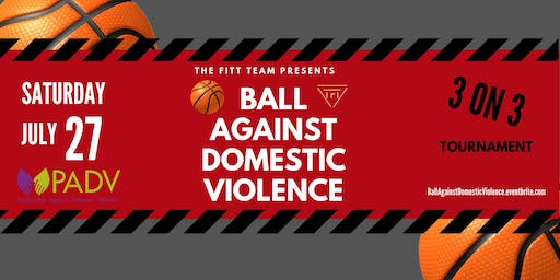 Ball Against Domestic Violence