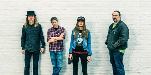 Sarah Shook And The Disarmers with Del Bombers