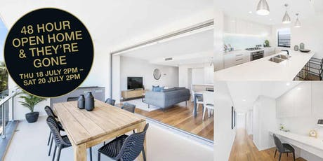 48 HOUR OPEN HOME AT VISTA INDOOROOPILLY tickets