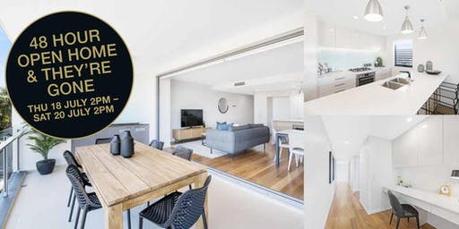 48 HOUR OPEN HOME AT VISTA INDOOROOPILLY