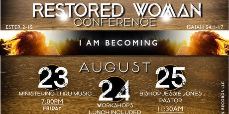 Restored Women Conference tickets