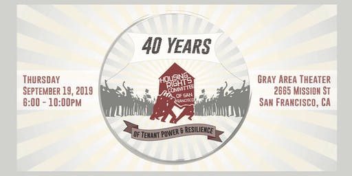 Celebrating 40 Years of Tenant Power and Resilience with HRCSF