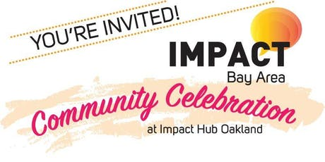 IMPACT Community Celebration 2019 tickets