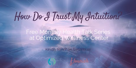 Trusting Your Intuition, Seeing The Big Picture (Third Eye Chakra Activation) tickets