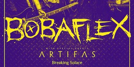 Bobaflex tickets