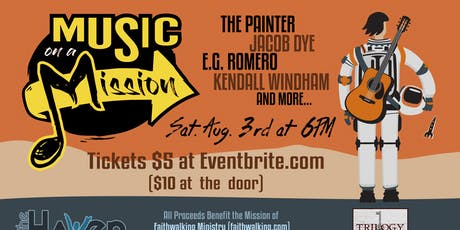 Music on a Mission tickets