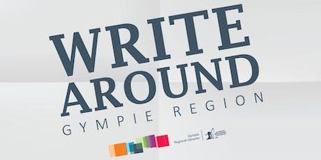 Write Around Gympie Region: Writing Short, Sharp Stories with Eileen Herbert Goodall tickets