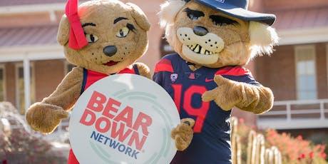 UA Academic Advisors: Bear Down Network Info Sessions tickets