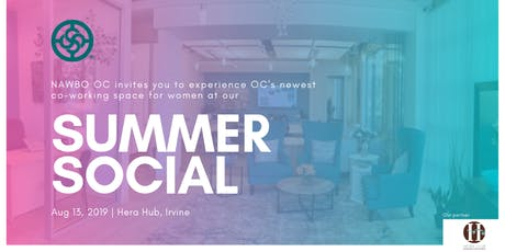 Summer Social at Hera Hub tickets