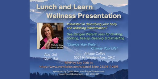 Lunch and Learn Wellness Presentation