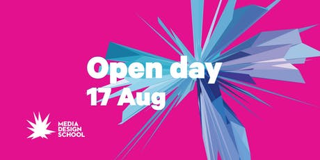 Open Day - Media Design School tickets
