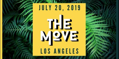 THE MOVE: Los Angeles tickets