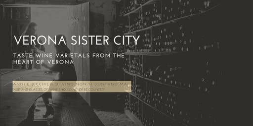 Verona Sister City - Veneto Wine Experience