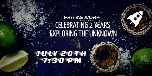 Framework Science Anniversary Party - Kevin turns 2!