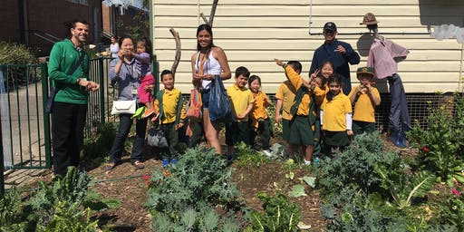 Learning Through Gardening - A Growing Educational resource