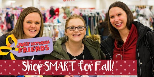 Early Access Shopping Ticket - JBF Maple Grove - Fall 2019