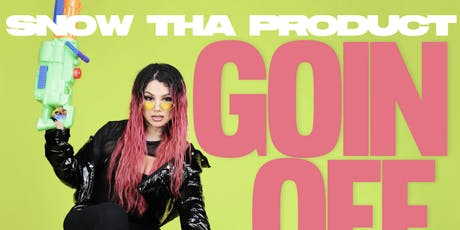 Snow Tha Product with Jandro & Castro and James Elizabeth tickets