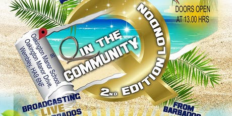 Q in the Community - 2nd London edition tickets