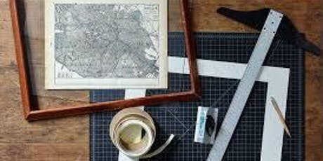 Picture Framing - Short Course (1 week) - Term 3 2019 tickets