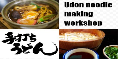 Udon Noodle Workshop tickets