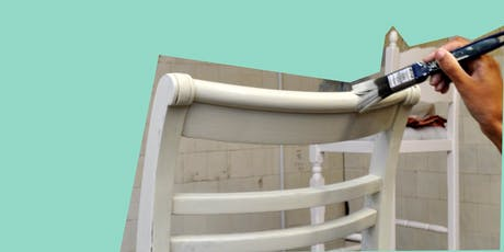 Furniture Upcycling Day Course  tickets