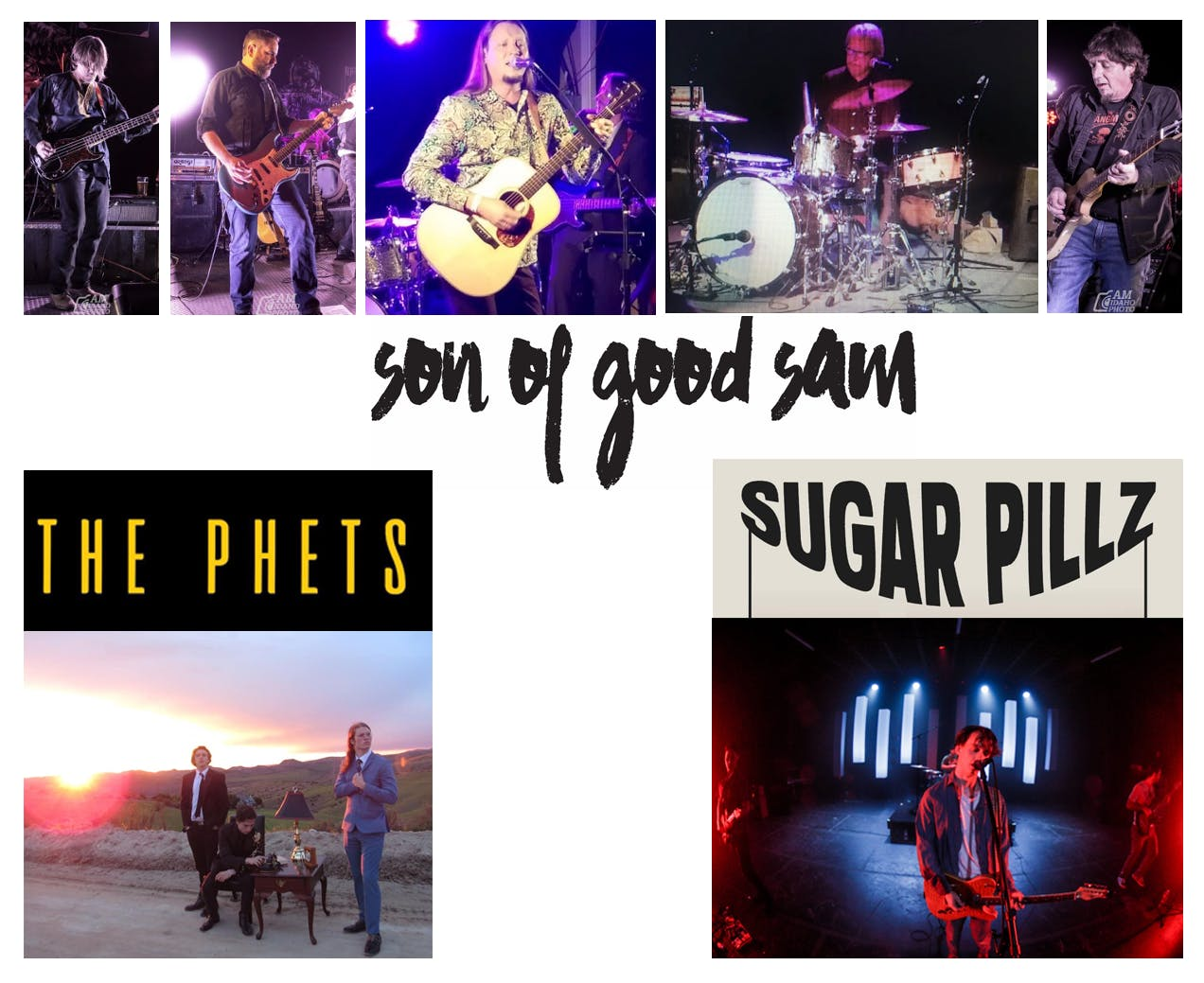 Son of Good Sam - The Phets - SugarPillz