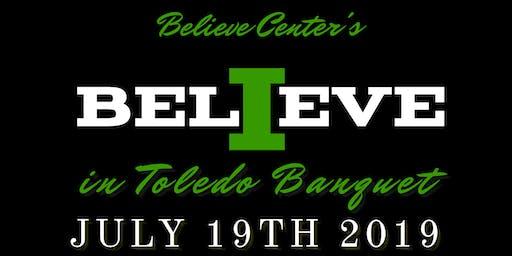 Believe in Toledo Banquet