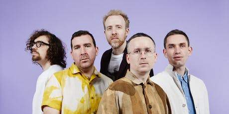 Hot Chip with Holy Fuck