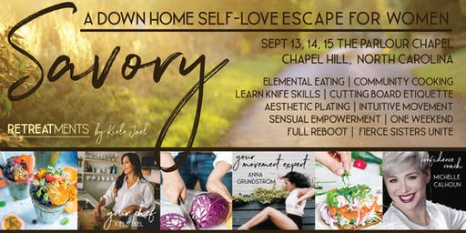 Savory Retreatment: A Down-Home, Self-Love Escape For Women