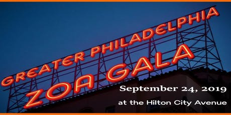 2019 Greater Philadelphia ZOA Gala tickets