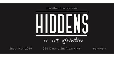 HIDDENS: ART EXHIBITION