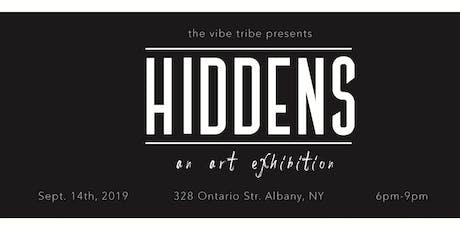 HIDDENS: ART EXHIBITION tickets