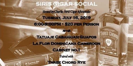 Siris Cigar Social