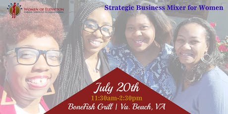 Women of Elevation - July Lady CEO Mixer tickets