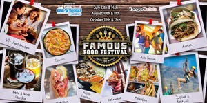 "Famous Food Festival ""Taste the World"" Presented by..."