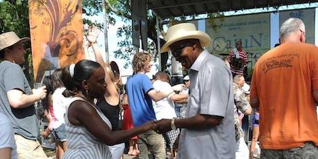 Texas Zydeco & Blues Fest tickets