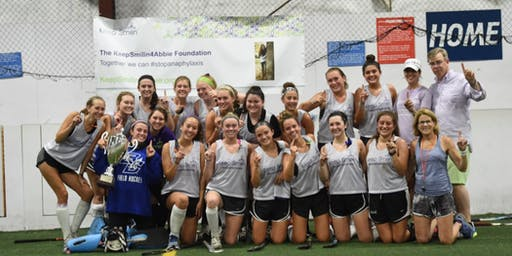 KeepSmilin4Abbie 2019 Field Hockey fundraiser to #stopanaphylaxis®