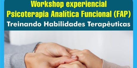 Workshop Experiencial FAP ingressos