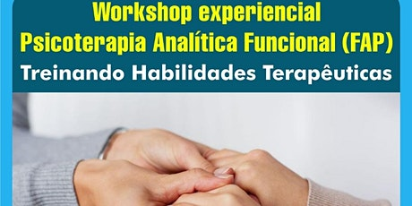 Workshop Experiencial FAP ingressos
