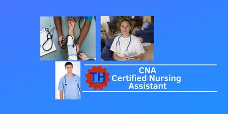 CNA  Certified Nursing Assistant Program  Information Session tickets