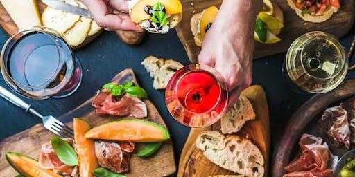 A Taste of Italy at Baldwin Vineyards