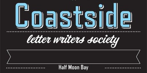 Coastside Letter Writers Society July Meeting
