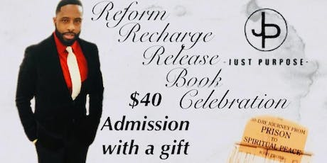 Reform, Recharge,Release tickets