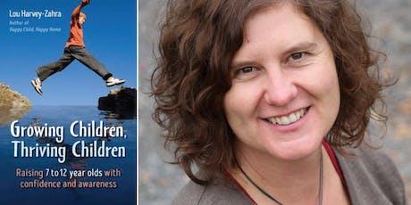 Growing Children, Thriving Children - Parenting Talk tickets