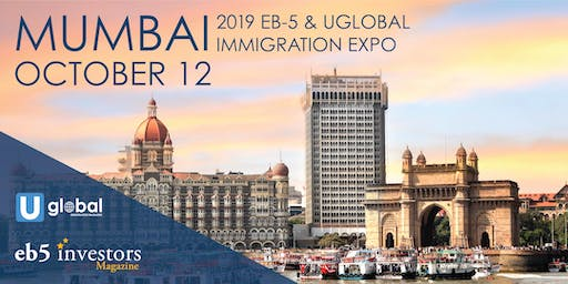 2019 Fall EB-5 & Uglobal Immigration Expo Mumbai
